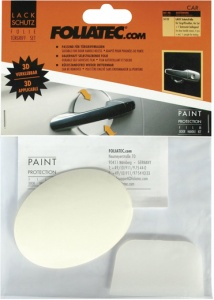 Foliatec lacquer protection film door handles 8.5 x 6.5 cm transparent