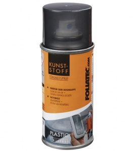 Foliatec Plastic Tint Spray smoke grijs/zwart 150 ml