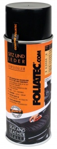 Foliatec Seat & Leather Colour Sealer 400 ml transparent (glänzend)