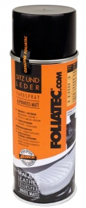 Foliatec Seat & Leather Color Spray400 ml wit (mat)