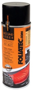 Foliatec Seat & Leather Color Spray 400 ml rood (mat)