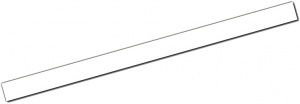AutoStyle autoStripe Cool200 sticker 3 mm 975 cm white