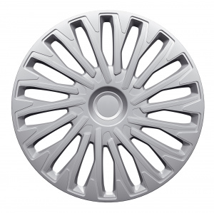 Gorecki wheel cover Soho 14 inch ABS silver