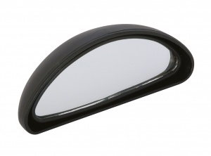 Hercules blind spot mirror 15 cm black