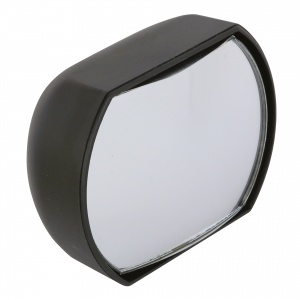 Hercules blind spot mirror Large 15 cm black