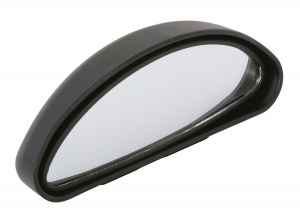 Hercules blind spot mirror Luxury 16 cm black