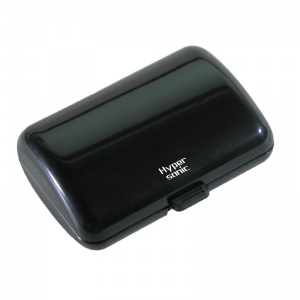 Hypersonic coin box universal HP2522 8 cm black