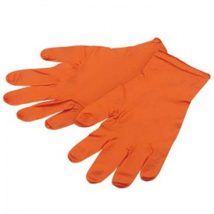IceToolz NBR gloves orange