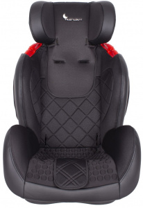 Interbaby car seat Apollo Dual 63 cm imitation leather grey