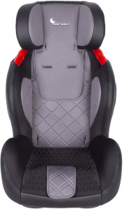 Interbaby car seat Apollo Dual 63 cm imitation leather black