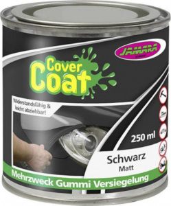 Jamara coating Cover Coat 250 ml matzwart