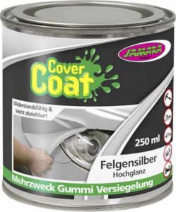 Jamara coating Cover Coat 250 ml zilver
