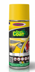 Jamara coating Cover Coat 400 ml geel