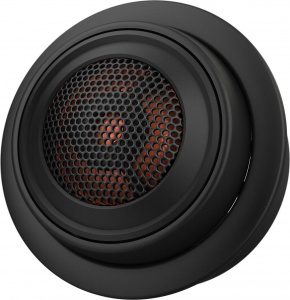 JBL Club 750T tweeter componentspeakers 4'' 135W zwart