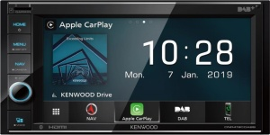 Kenwood car navigation Dnr4190dabs DAB+ spotify/bluetooth/whatsapp