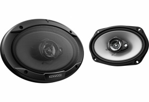 Kenwood speakerset drieweg KFC-S6966 400 Watt zwart