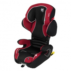Kiddy car seat Cruiserfix Pro red