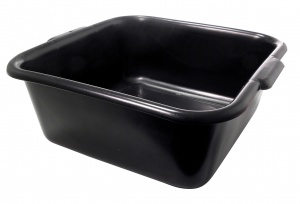 Kreuwel liquid collection tray 9 litres black