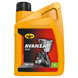 Kroon Oil engine oil Avanza Msp5w-30 1 liter