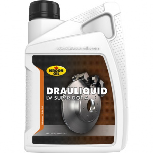 Kroon Oil brake fluid Drauliquid-LV Super DOT41 liter (33820)
