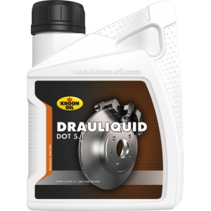 Kroon Oil remvloeistof Drauliquid DOT 5.1 500 ml