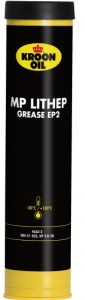 Kroon Oil lubricating grease MP Lithep Grease EP2 400 grams (03004)