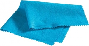 Lifetime Cars anti-condensate cloth 27 x 23 cm textile blue