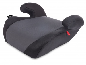 Lionelo booster seat group 2-3 black/grey