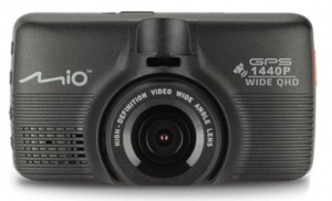 Mio MiVue 751 dashcam QHD 1440p black