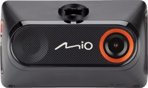 Mio MiVue 786 dashcam Touch Wifi GPS 2.7 inch 9 cm black
