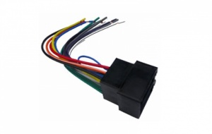 Necom connection Premium RAC-P200isomiso black