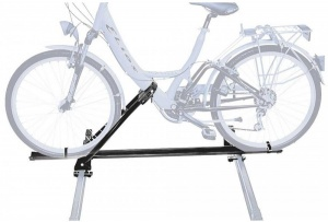 Peruzzo bicycle carrier Napoli 1 bicycle black