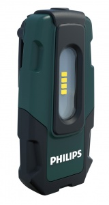 Philips work light EcoPro20rechargeable 220 lumen green/black