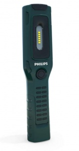 Philips work light EcoPro40rechargeable 300 lumen green/black