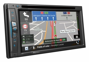 Pioneer car navigation Avic-Z620BT