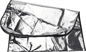 Premium Parts windscreen blanket anti-frost/sunshade 144 x 70 cm
