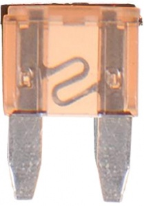 ProPlus auto fuses mini 7,5A brown 6 pieces