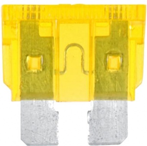 ProPlus auto fuses normally 20A yellow 6 pieces