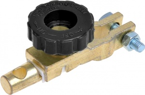ProPlus battery clamp (-) with circuit breaker JIS 12.5 mm