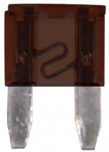 ProPlus car fuse mini 7,5A brown each