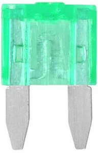 ProPlus auto fuses mini 30A green 6 pieces