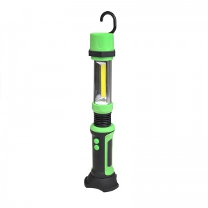 ProPlus Flexible portable lamp COB LED rechargeable green 30 cm