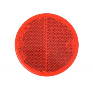 ProPlus 60 mm self-adhesive red reflector