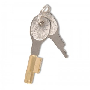 ProPlus plug-in lock for ball coupling