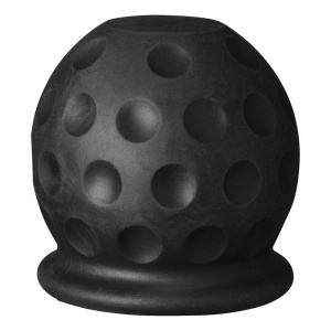 ProPlus hook cap Plastic golf ball 7 cm black
