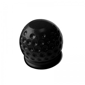 ProPlus pull hook cap plastic golf ball 7 cm black in blister