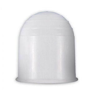 ProPlus plastic tow bar cap 7 cm white in blister