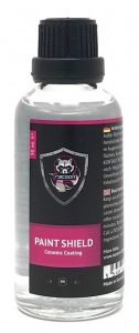 Racoon lakbescherming Paint Shield Ceramic Coat 50 ml zwart/roze