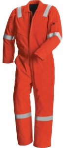 Red Wing Fire resistant winter overall unisex orange