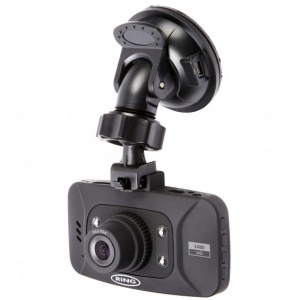Ring dashcam Widescreen 8,5 x 5,5 x 3 cm Full HD zwart